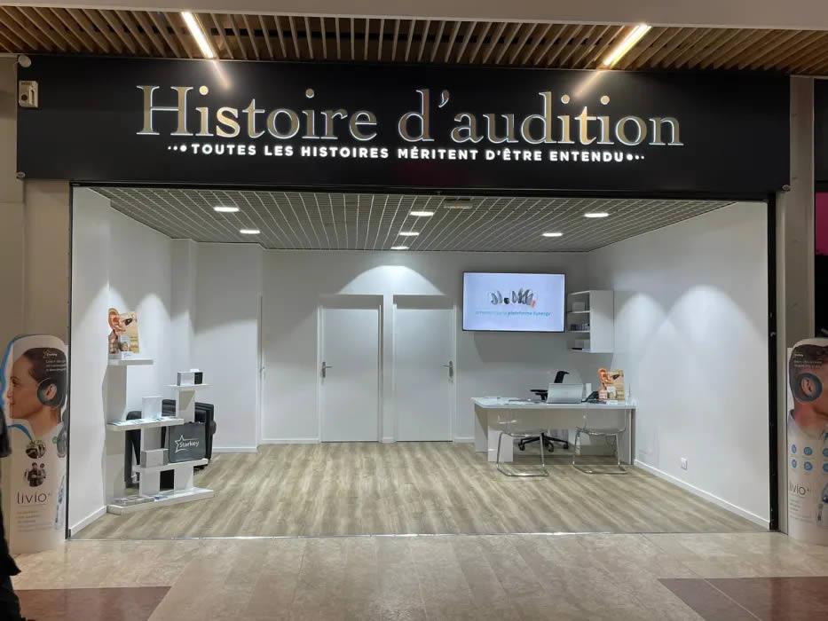 Centre auditif à Villetaneuse